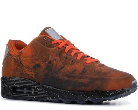Nike Air Max 90 Qs \'Marte atterraggio\' - Cd0920-600 - scarpe 9.5 UK