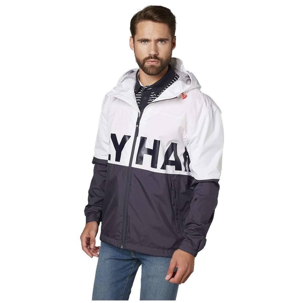 Amaze Helly Men's Jacket Hansen Schwarz R88THr