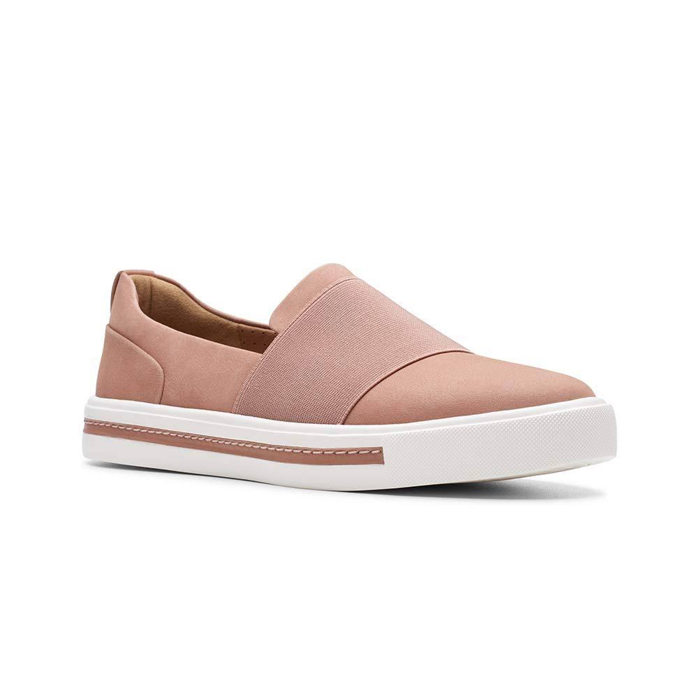 SneakerGrootte10Rose Clarks Dames Maui Step Nubuck Un Yf7gbyv6