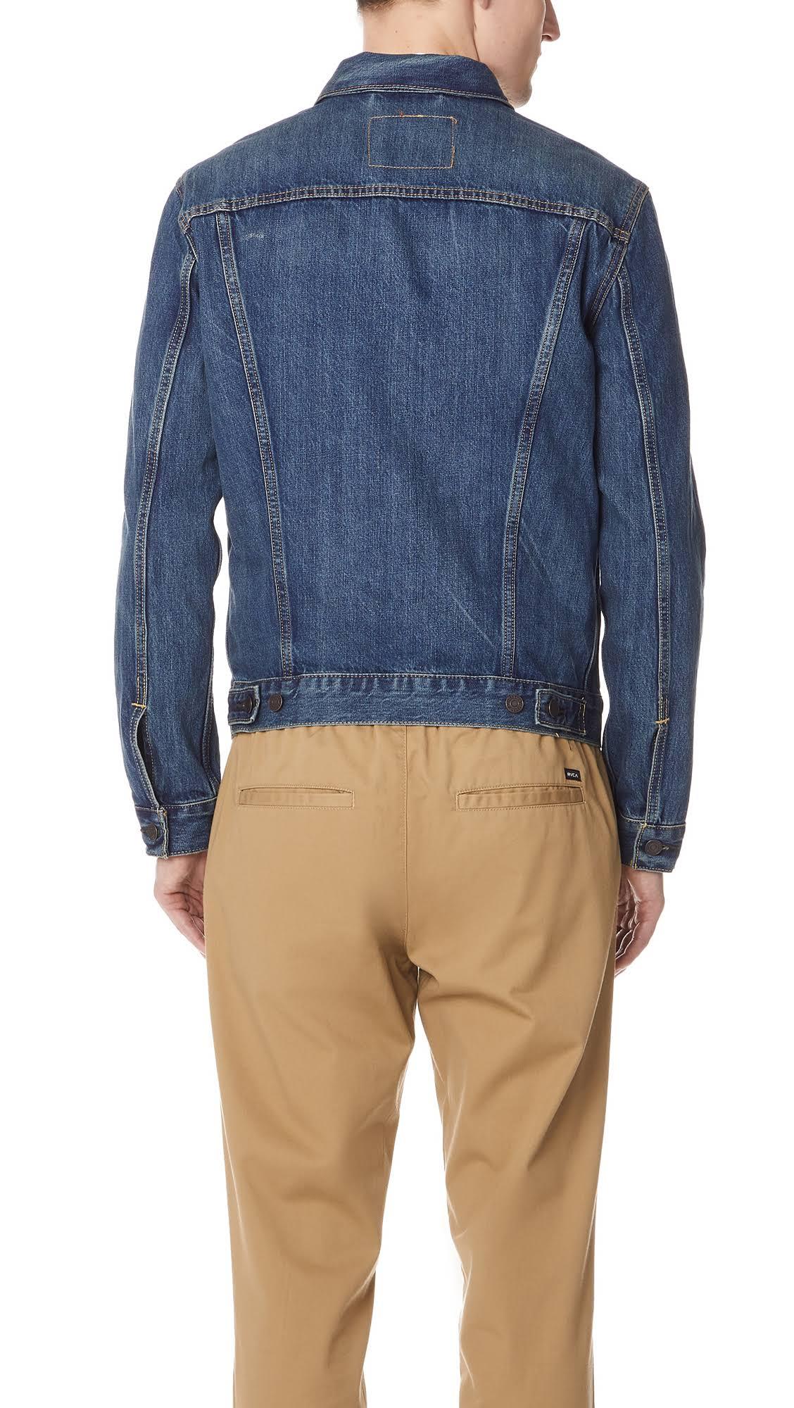 Para Premium Sm Levi's Jacket Repisa Trucker The Hombres Aq0wdUX0