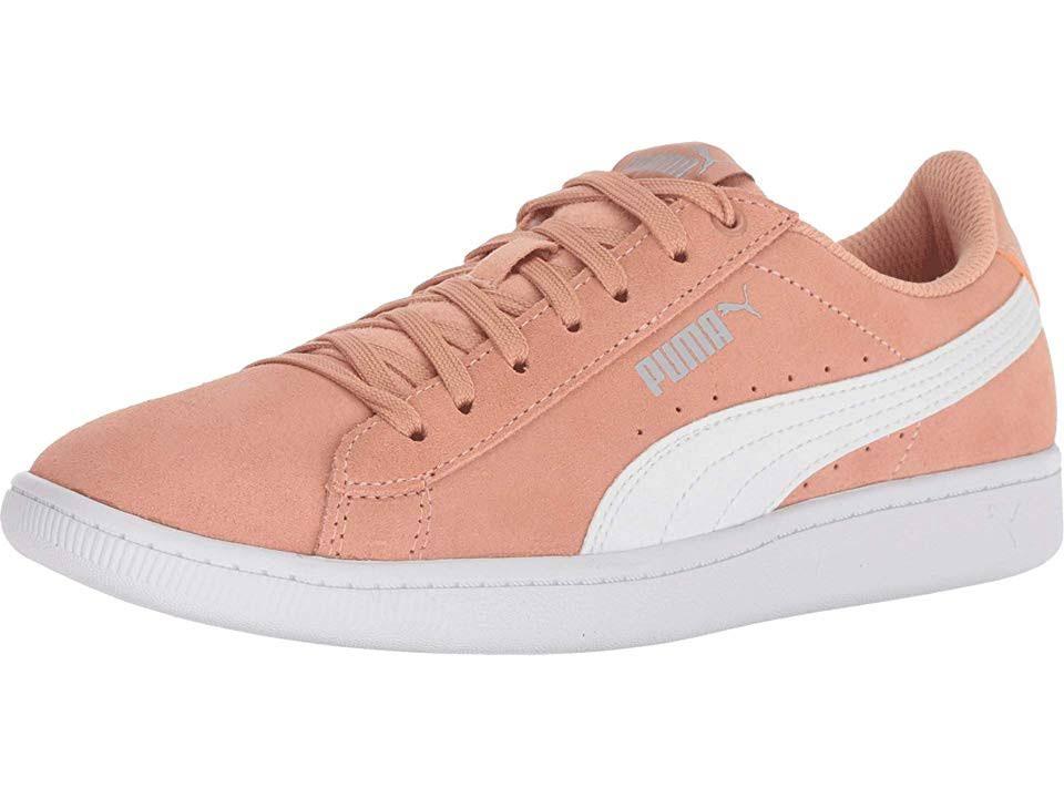 Pink Sneaker Womens Medium Vikky Puma 8 1 CwHq6FCPZ