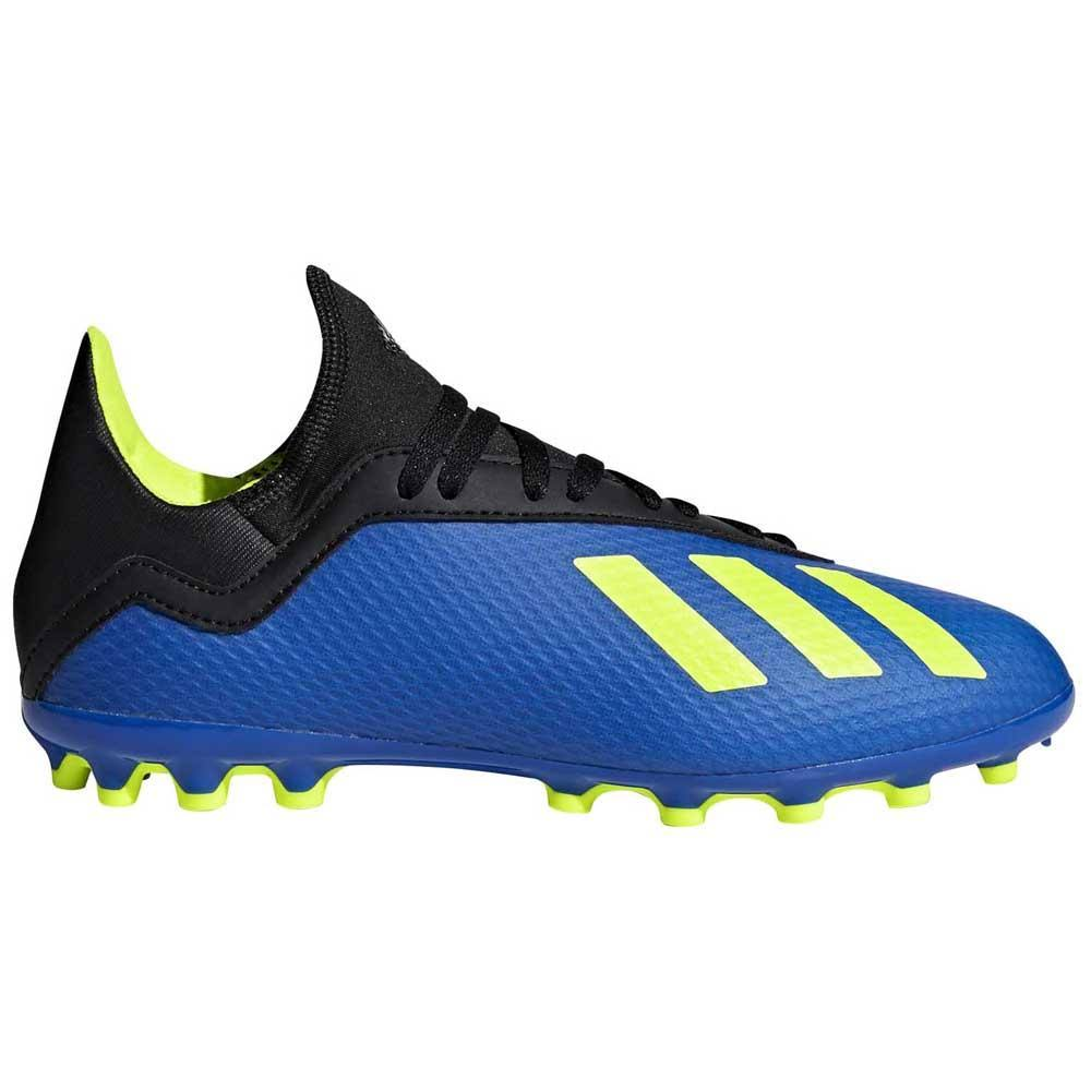 Azul X Junior Talla De Adidas 18 Ag 5 Tacos Fútbol 3 xwvBZtZFq