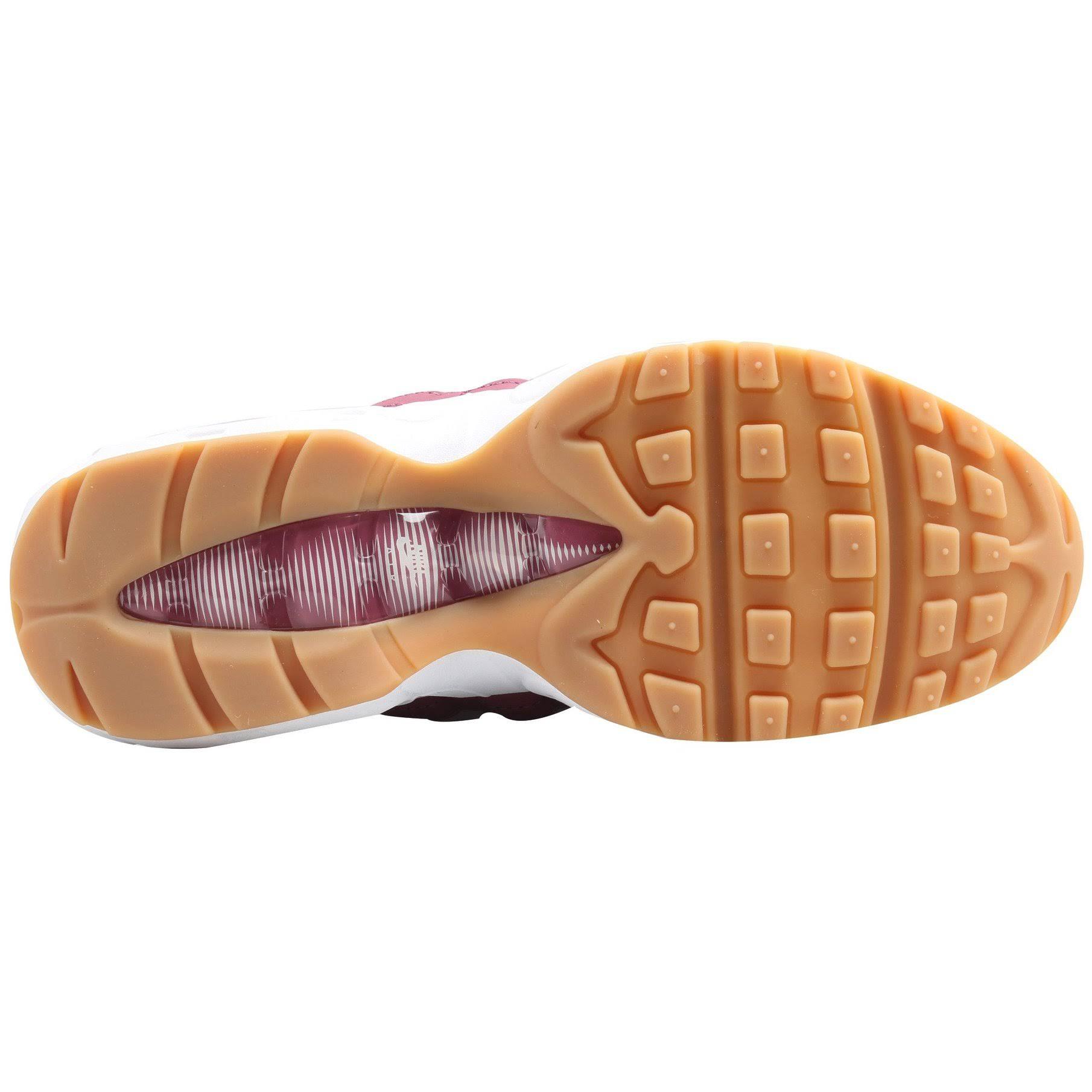 Barely Rose Mujer Tamaño 8 5 Max Nike Zapatos De Air 95 xq1gSYwa