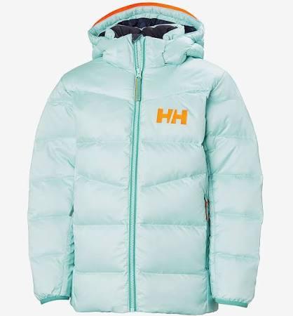 Jr Hansen 8 Jacket Helly Haze Isfjord Blue x1pqz