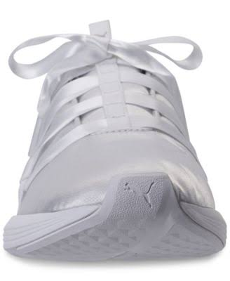 Zapatillas Skate White De Satin Puma Deporte Prowl Alt x1CxPq