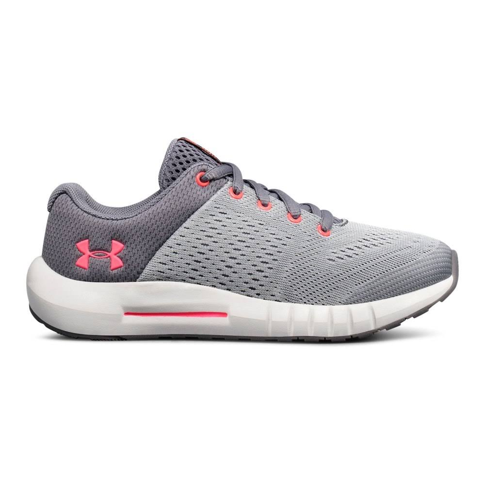 Ua Grey1 Armour PursuitZinc Under Grey Gps 5 D2WEYH9I