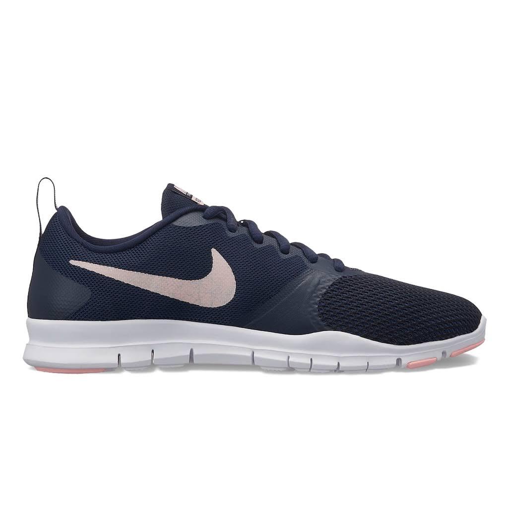 Entrenamiento 8 Essential 5 Marino Azul Flex Para Mujer De Zapatos Nike Swxqnz51x
