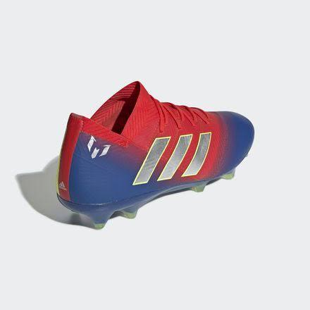 6 18 De 5 Rojo Botines Messi 1 Fútbol Nemeziz Fg Adidas PX68f