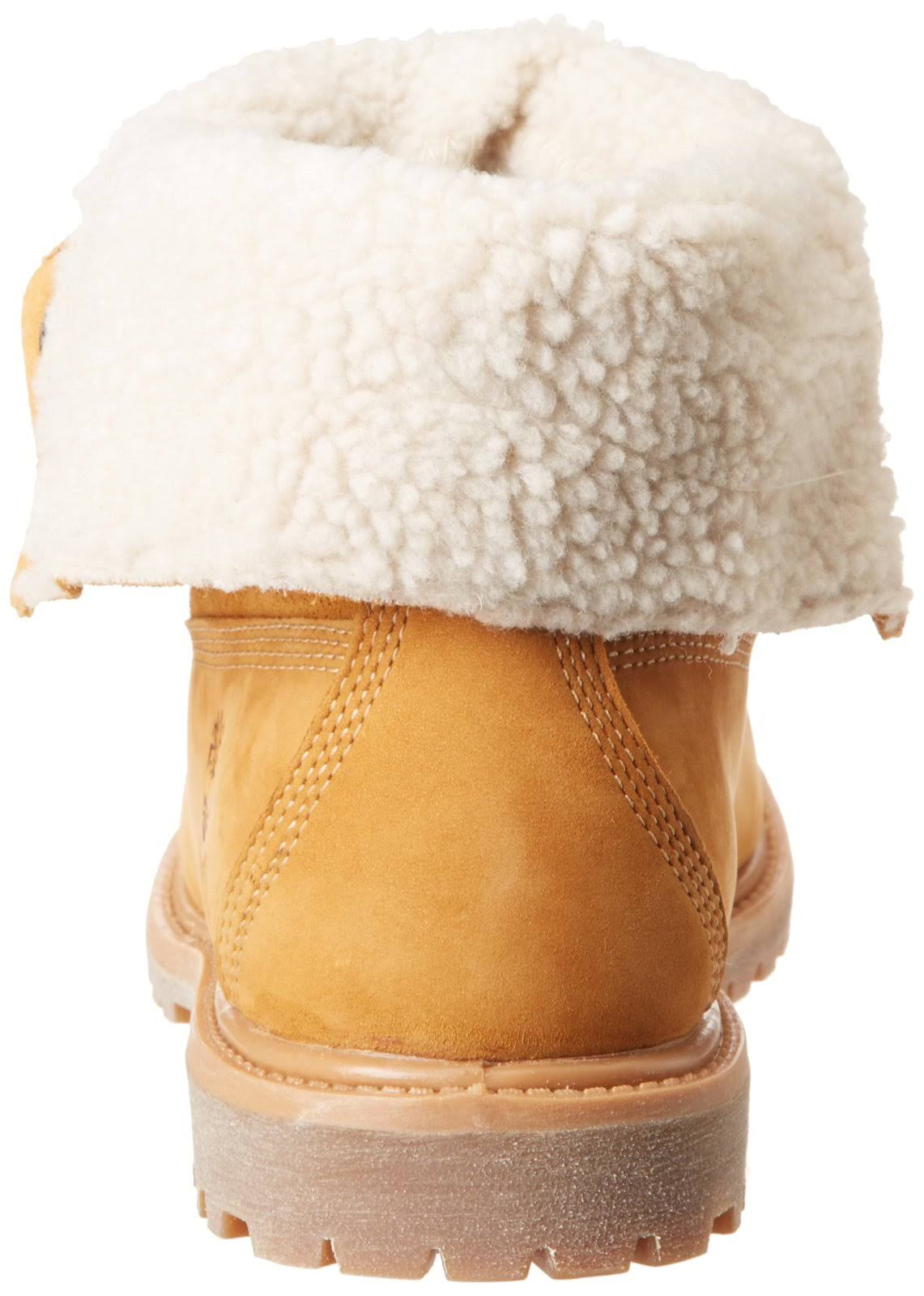 Impermeable Fleece Fold Mujer Para Timberland Teddy Bota Down S1BwAqdA