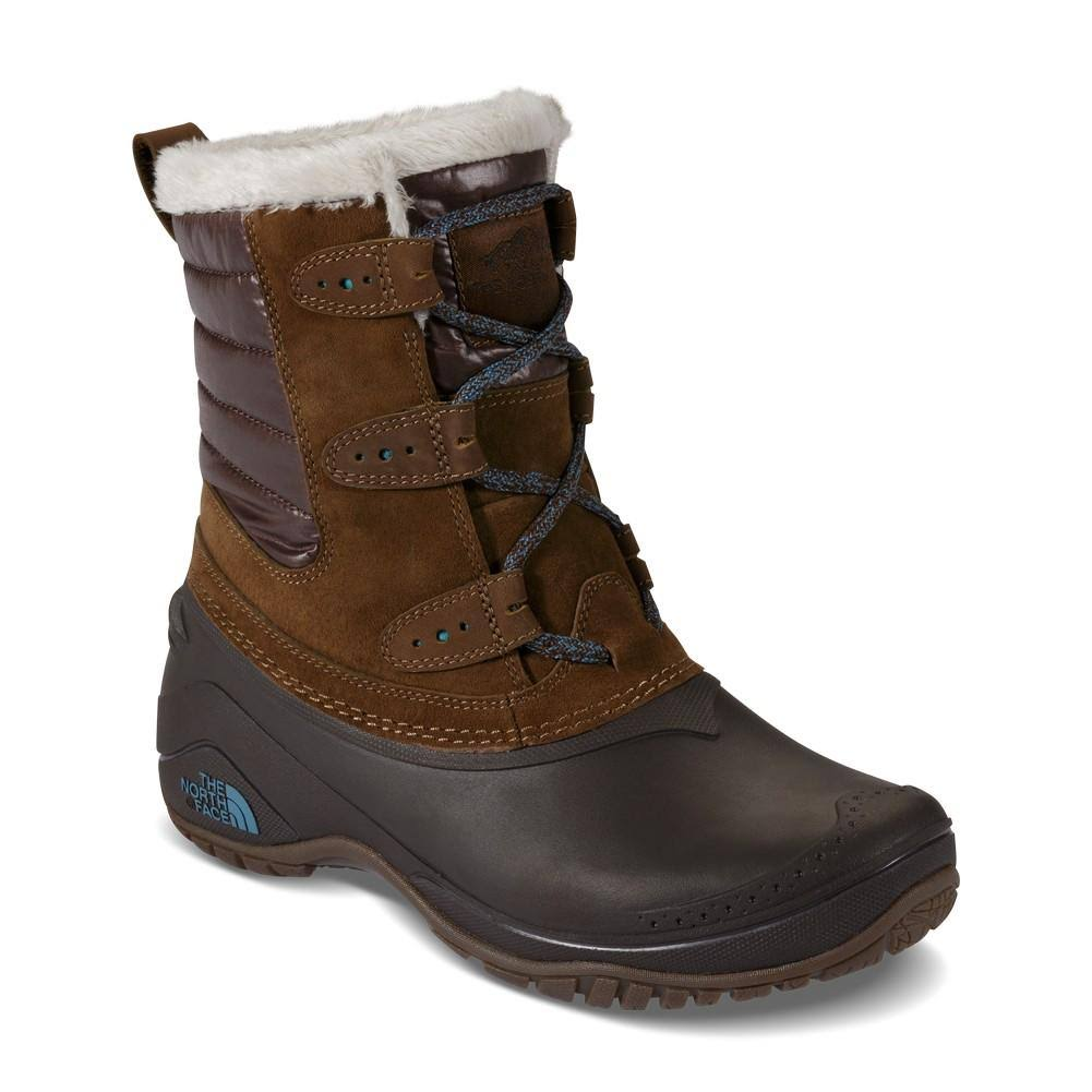 North Face Shorty Boot Shellista Ii Marrón Mujer The z4adqz