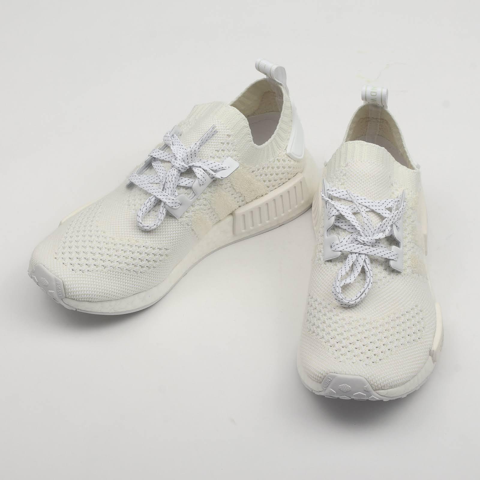 Adidas Calzature BiancoLino Pk r1 Verde White Nmd TJKFc1l