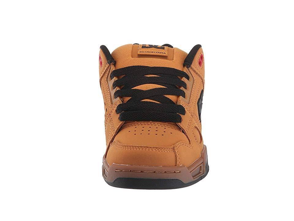 Medio 5 Skate De Hombre Dc Calzado Stag Tan 10 Para D vw8xqdZ