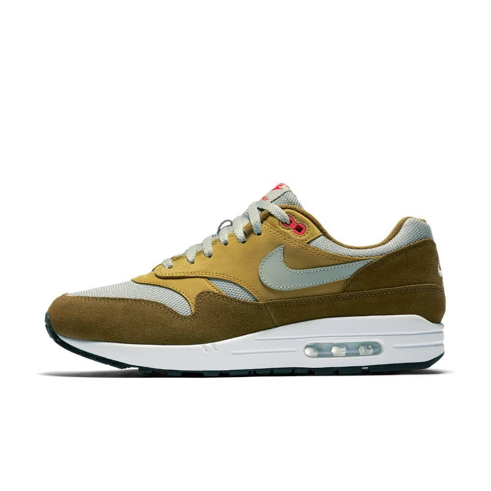 Yellow Size Nike Men's Max olive 5 Premium 10 1 Shoe Retro Air xxwq0rnP
