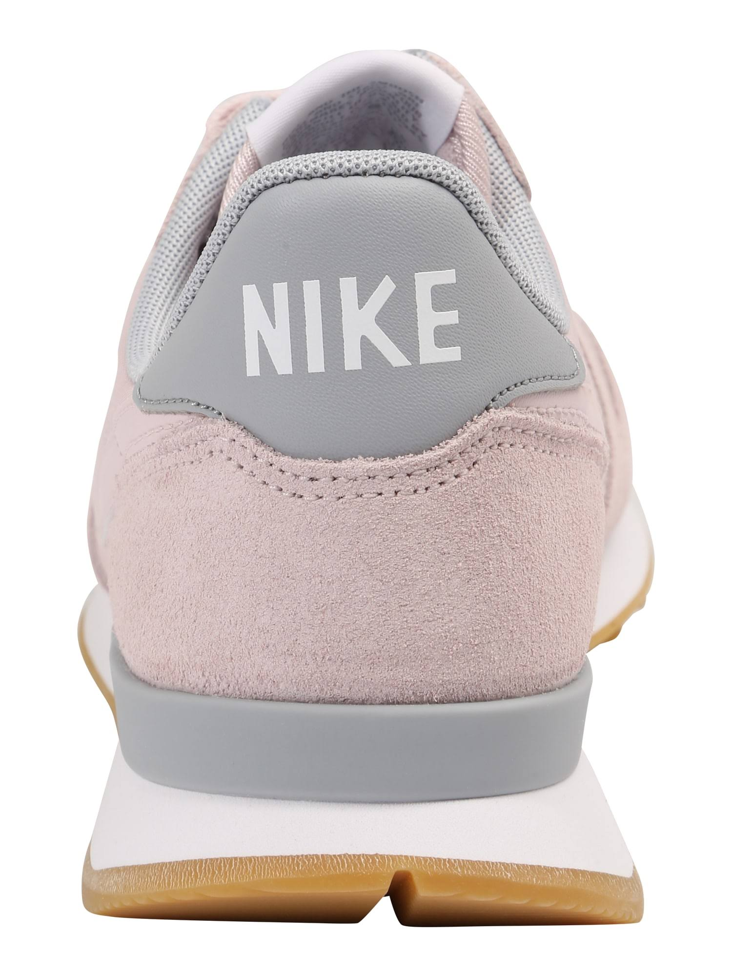 Rose Pink Nike Barely white Rose Wmns Internationalist barely grau wolf Grey wazZXqax
