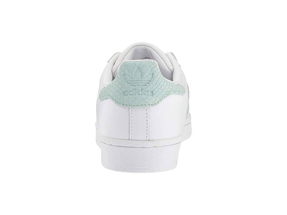 Adidas Da Donna Metallizzato 5Verde Misura SuperstarScarpe Originals Cenere Argento 9 Bianco dhsrtQ