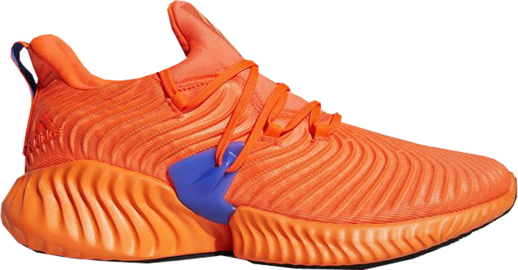Adidas Alphabounce Instinct Hi Res Orange