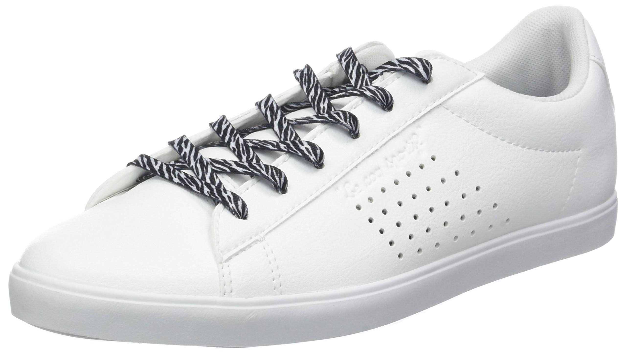 Le Animal Agate Sneakers Damen 40 Weiß Weiss Coq Sportif Grösse HprqwxHR