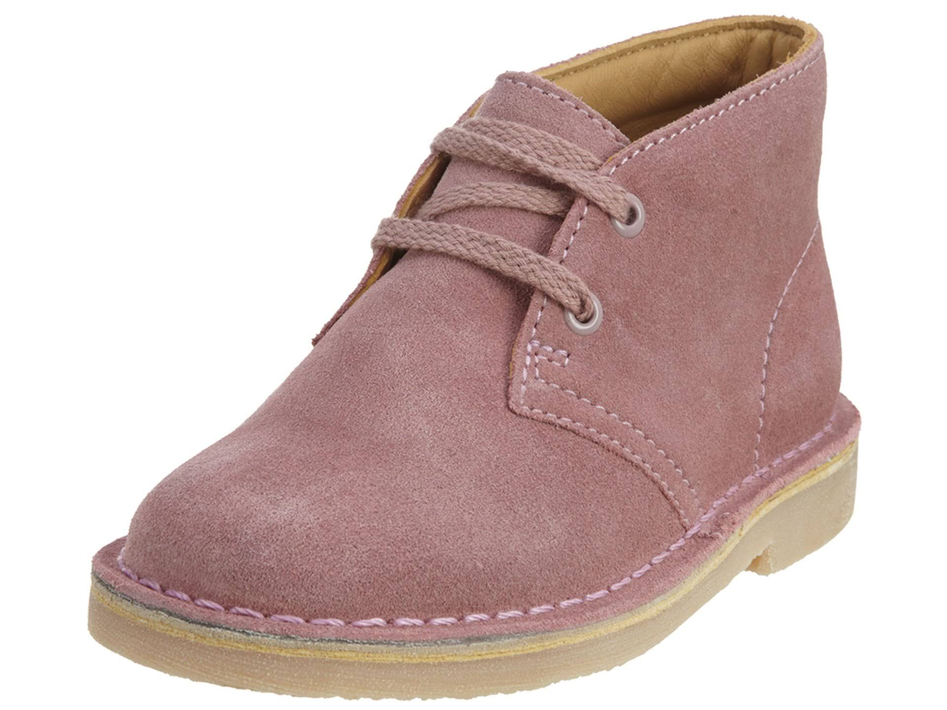 Rose6 Boot Fs Pink Tg Toddlers Clarks Desert 5 Stijl26110517Vintage tQrdCxhs