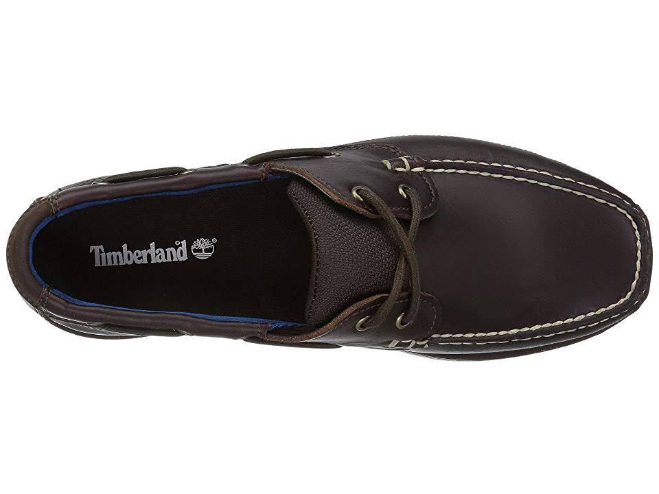 Piper Timberland Cove Boat Uomo Shoesmarrone8 NnOkXP08w