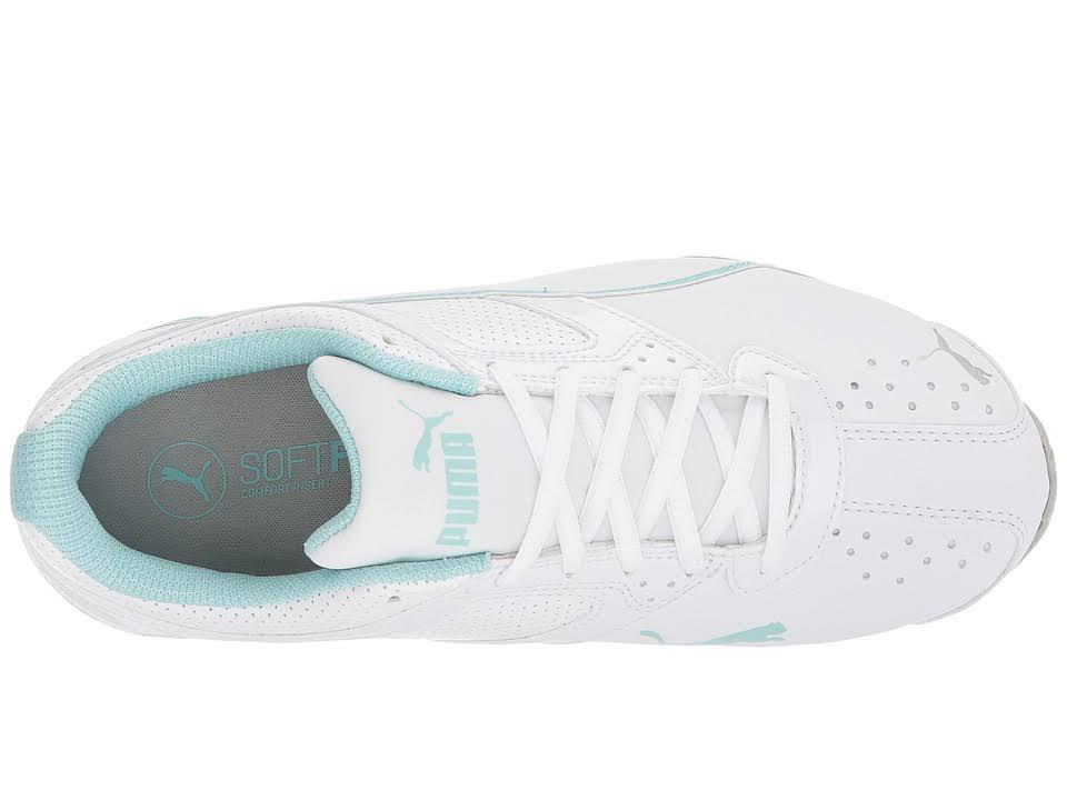 Weiß Mint Fm W 8 Laufschuhe Damen Silber 5 Größe 6 Puma Tazon weiß Wide BCT0q4Oxw