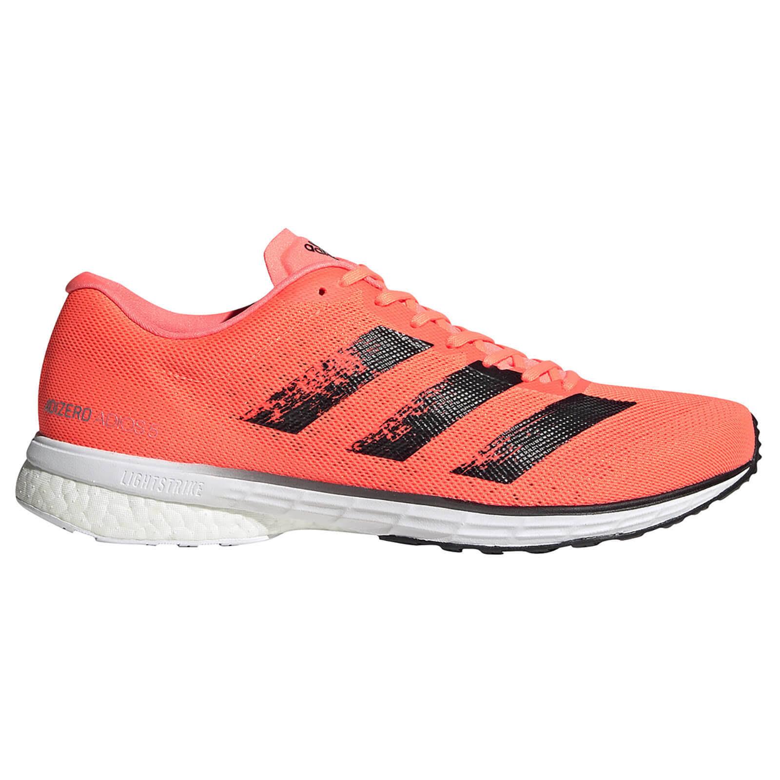 Adidas Adizero Adios 5 Running Shoes - Orange - 6