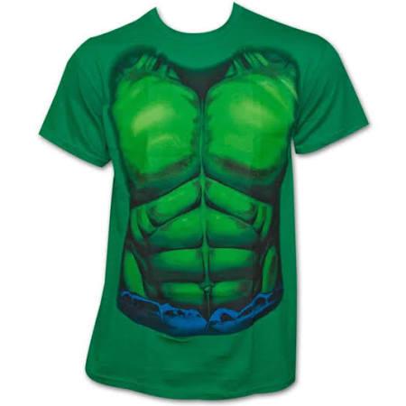 Smash Camiseta Hulk Disfraz Verde Increíble 1HqAn0wx