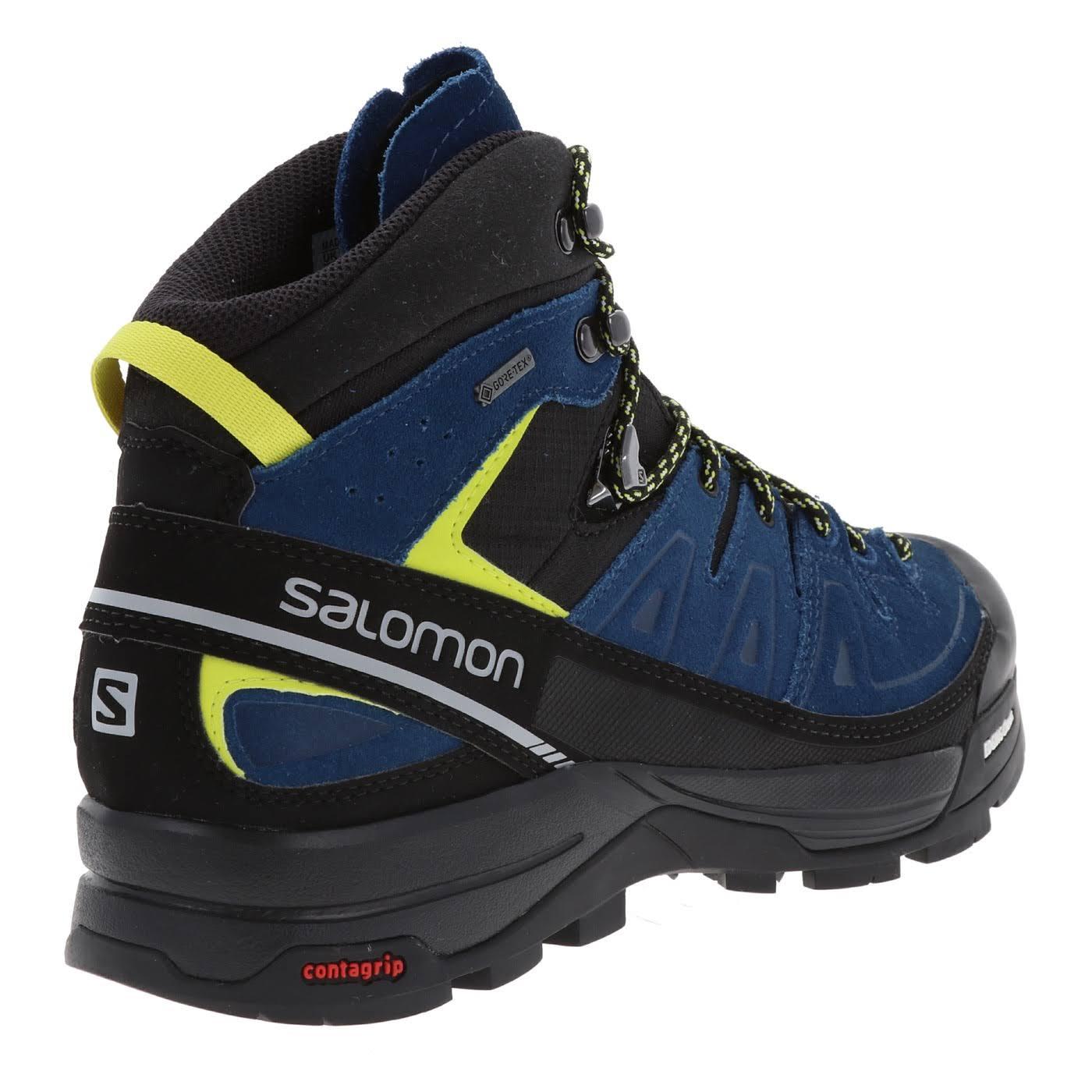 Salomon Ltr Alp X Kolor Mid Gtx Czarny Buty vwvrBq7