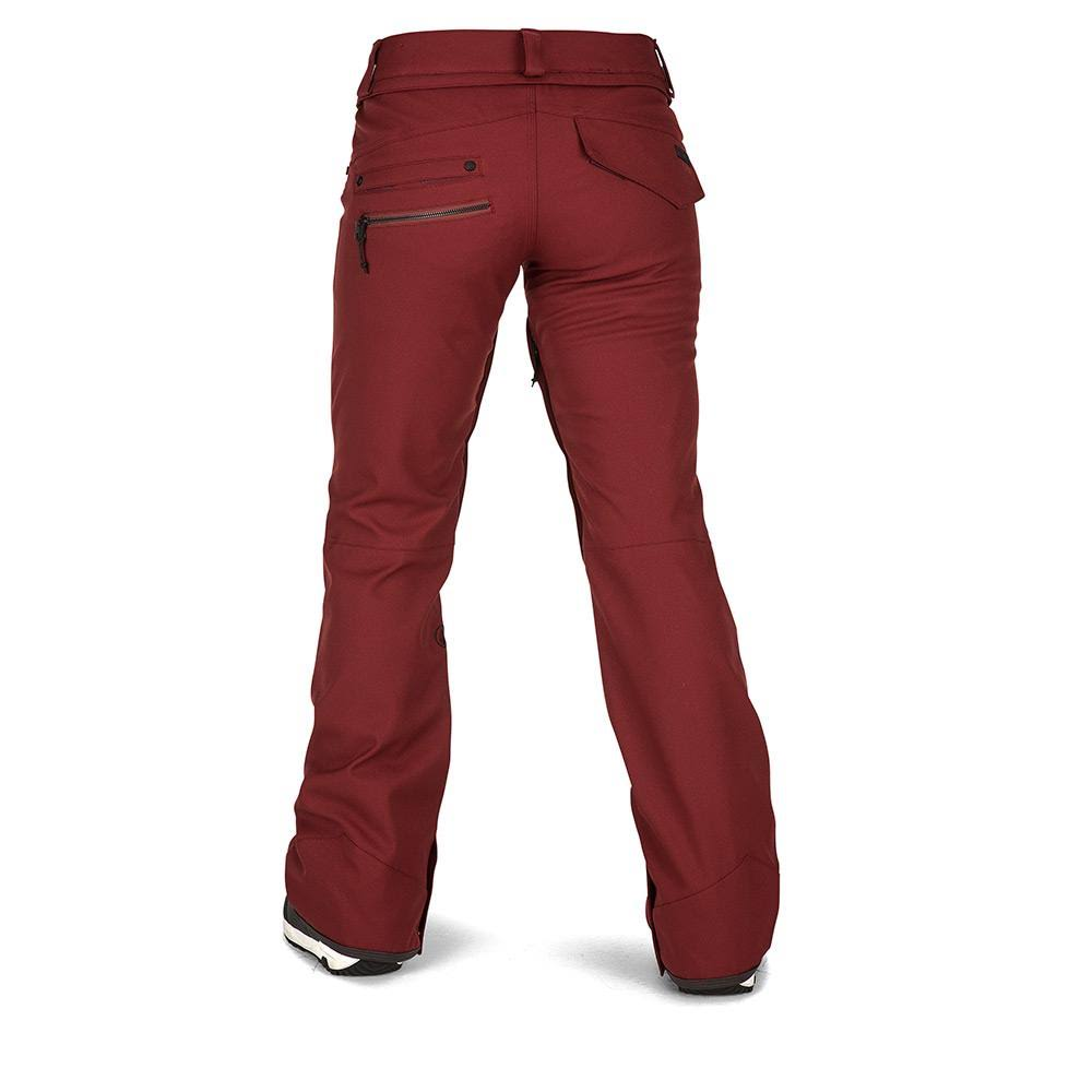 Red L Stretchhose Species Burnt Volcom 1TCHwqC