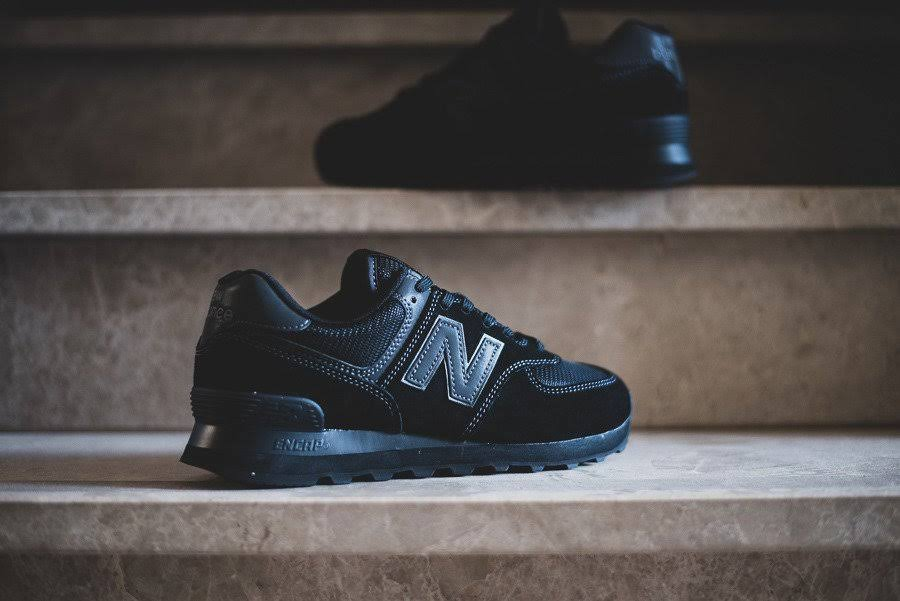 New New Balance Balance Black Ml574ete 1clF3KTJ