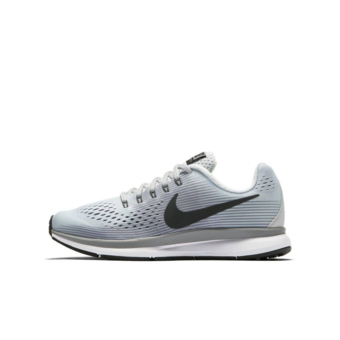Pegasus 881953 881953 Platinum Nike Big Style Pure Kids Zoom 34 004 5YRR07