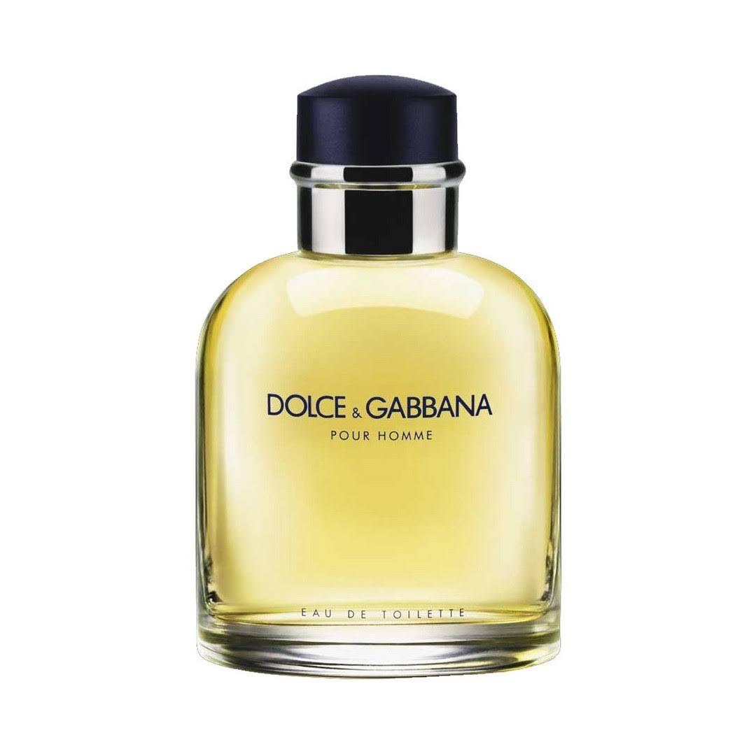 amp; 125ml Toilette Pour Gabbana Eau Dolce Homme De dETaUcwq