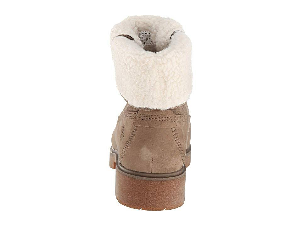 Teddy F Timberland 6 light Fleece L d Wp Brown wfnq674