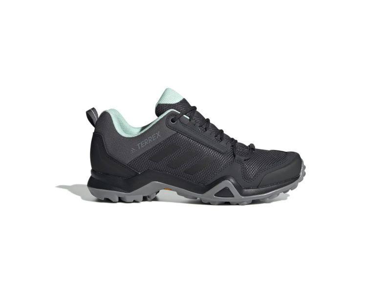 Adidas Outdoor Terrex AX3 GTX Grey Five/Black/Clear Mint 9.5 BC0573-9.5