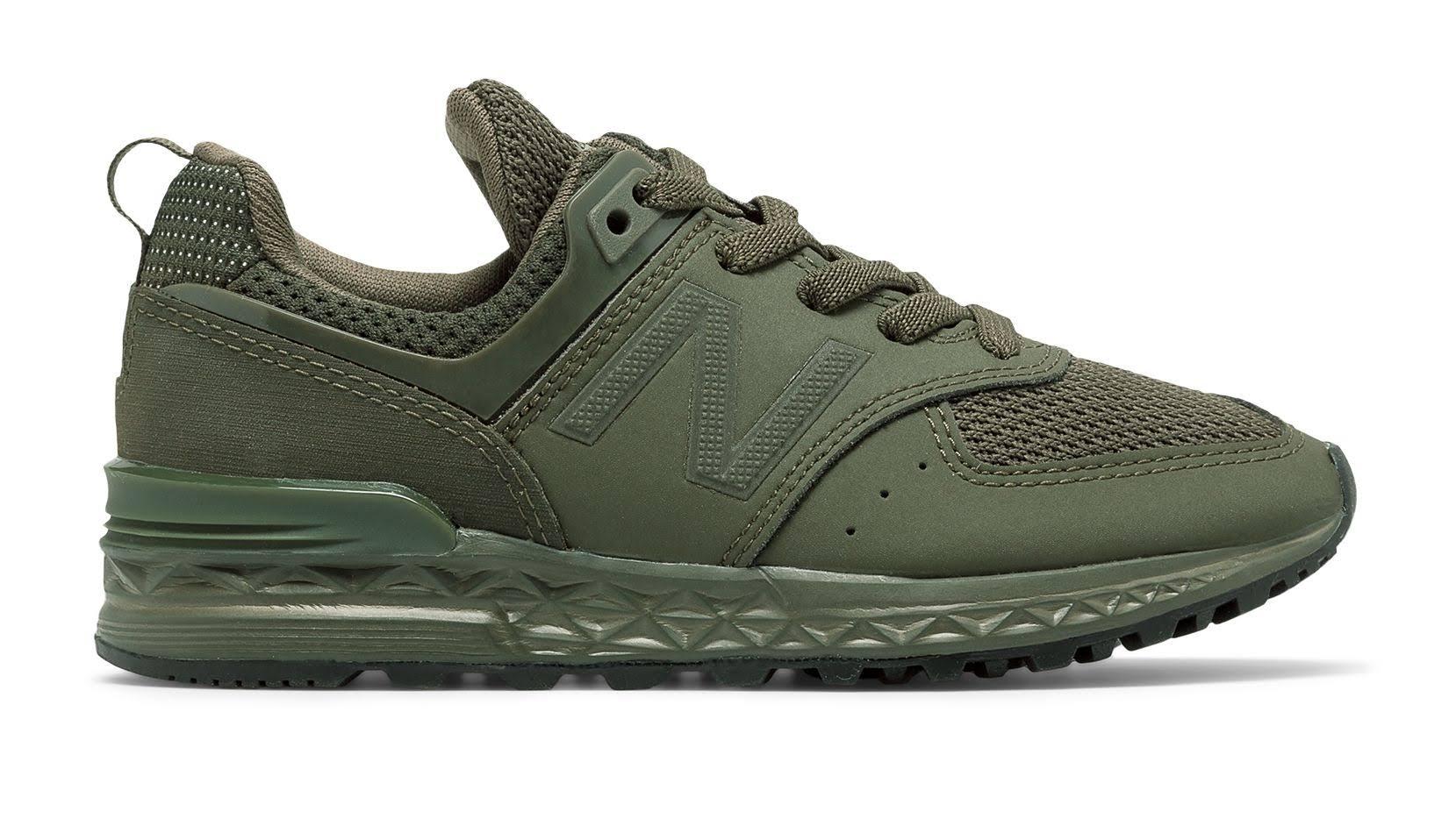 574 Olive Shoe New Sport Balance Junior's Casual 7 TPqzBwq