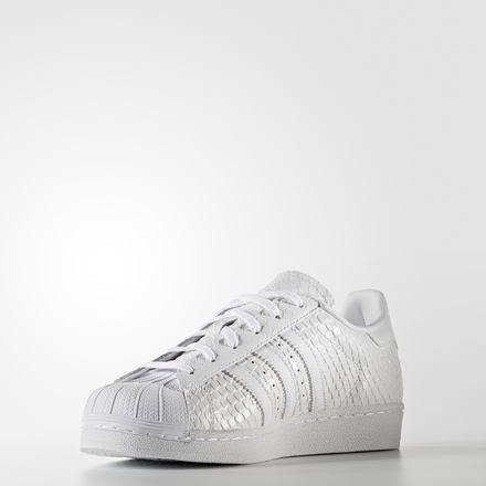 S76148 Damskie Buty Superstar White Leather W Originals Snakeskin 5 7 Sz Adidas wnxRax8