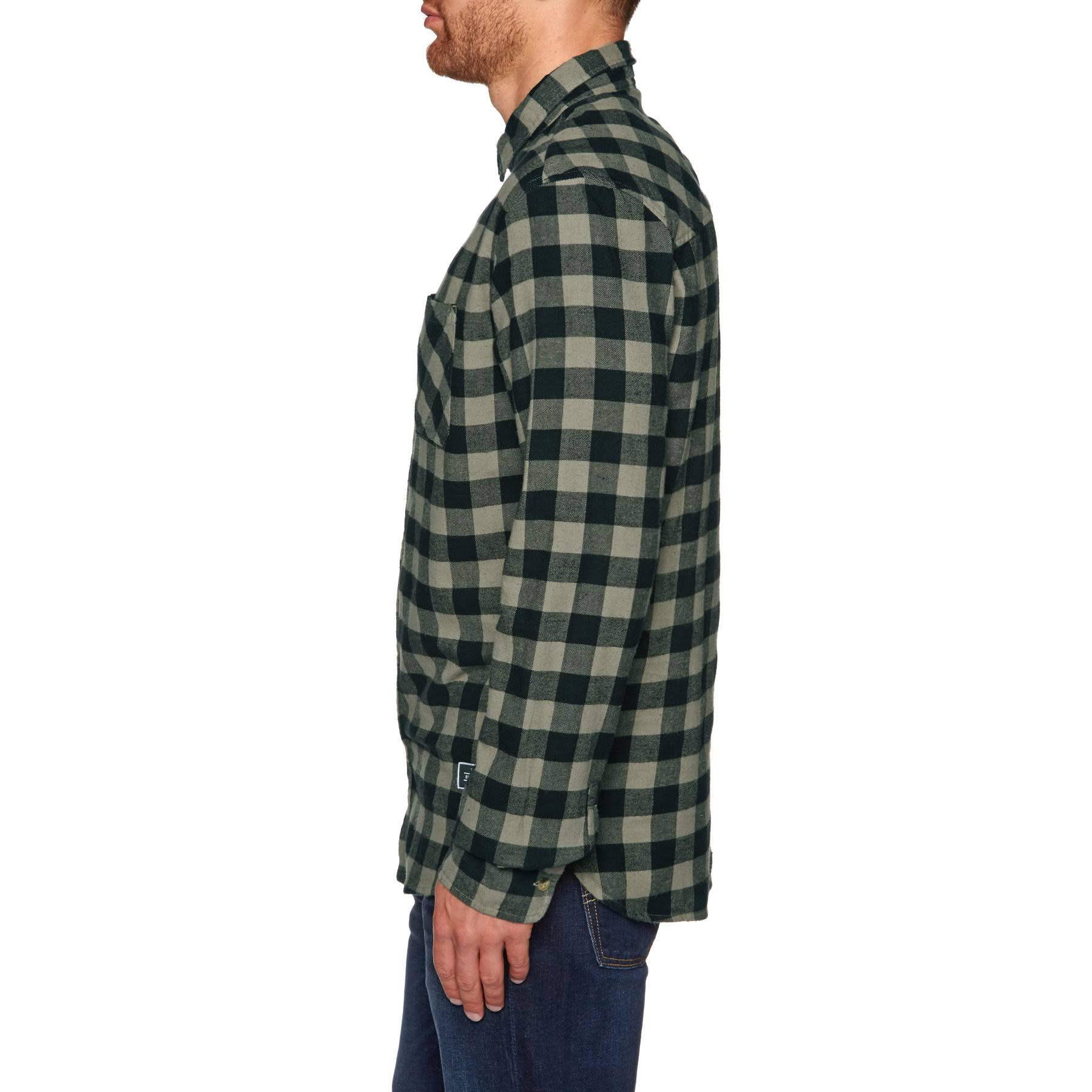 Rip Curl Check Camisa It Verde YHqWndw