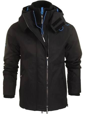 Hooded Pop Mens Zip 'windcheater' Superdry Jacket 1qEw0nA