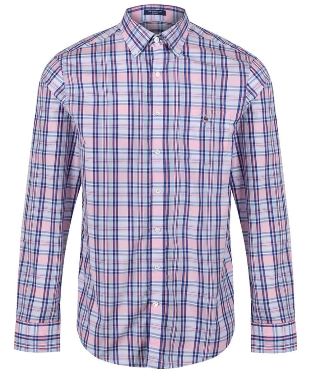 Gant Broadcloth Für Weiß Shirt Plaid Herren xRxvA