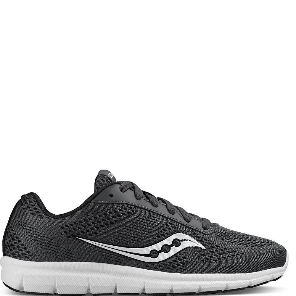 Saucony 6 Gray Grey M Us Women's Shoe Ideal Running white rxSFr7