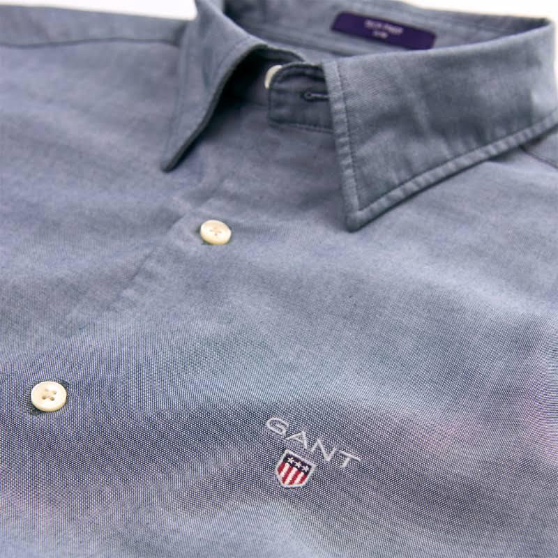 Green Prep June Gant Bug hemd Tech Oxford Slim qcgPSw