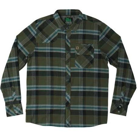 Camisa L Newton De Army Franela Hippytree rCOq47xrw