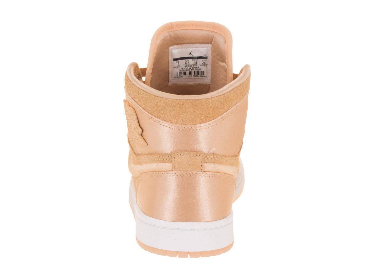 Retro Jordan Peach Taglia 6 Metallizzato Bianco Soh PescaOro Air 5 1 High Ice jqGSUzpLMV