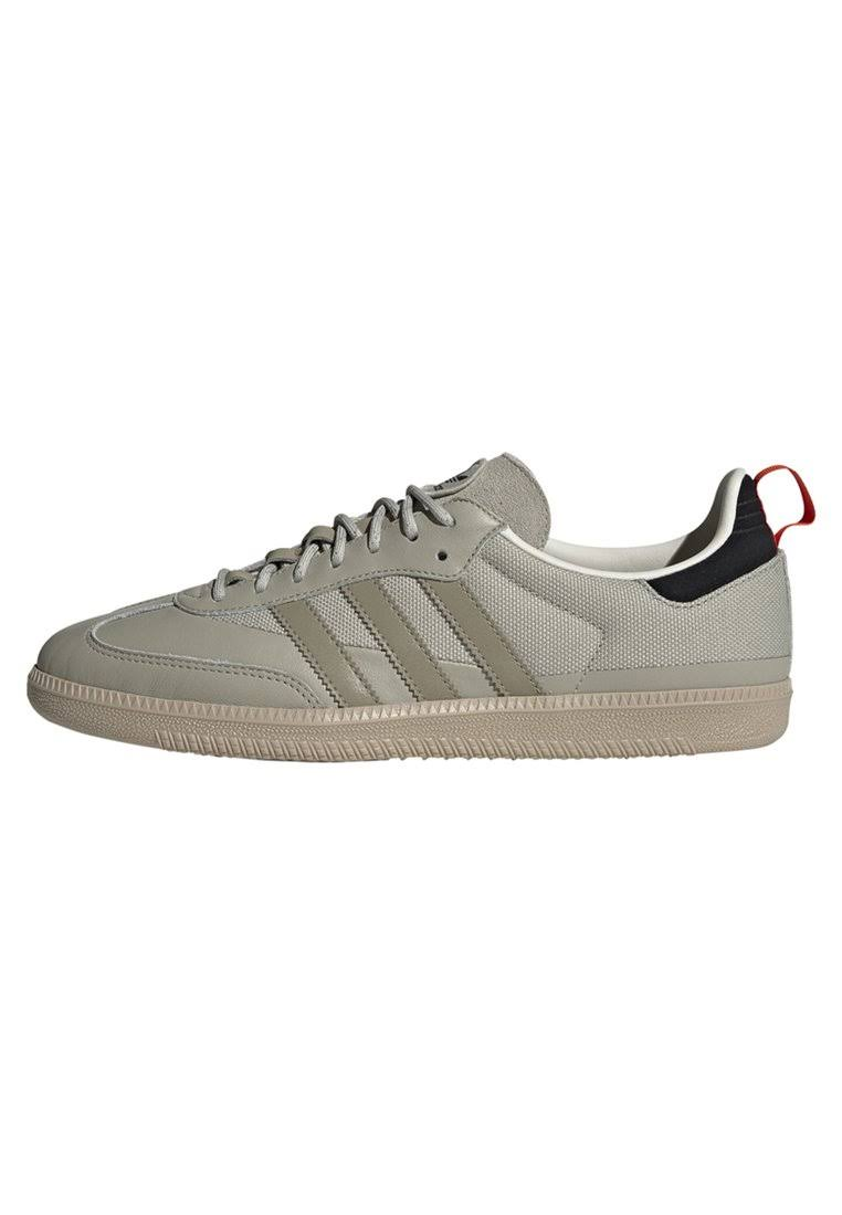 adidas Originals Samba OG Shield Trainer - Beige/Cream - Size 11.5