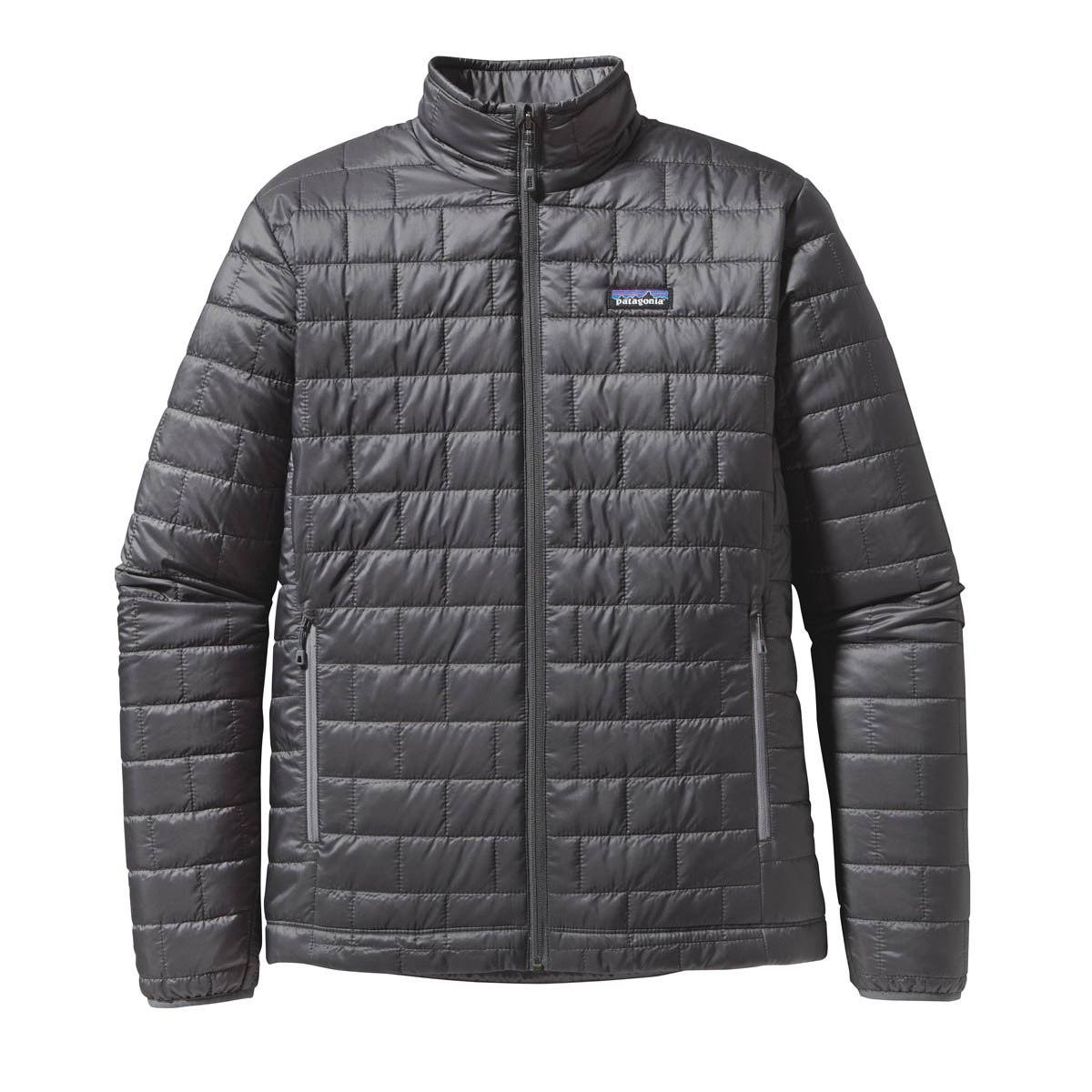 Forge Nano Fge Jacket Puff Para Grey Hombre Patagonia REXqwdR