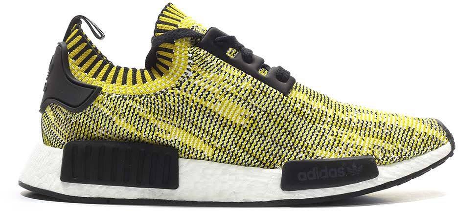 Adidas NMD R1 Yellow Camo