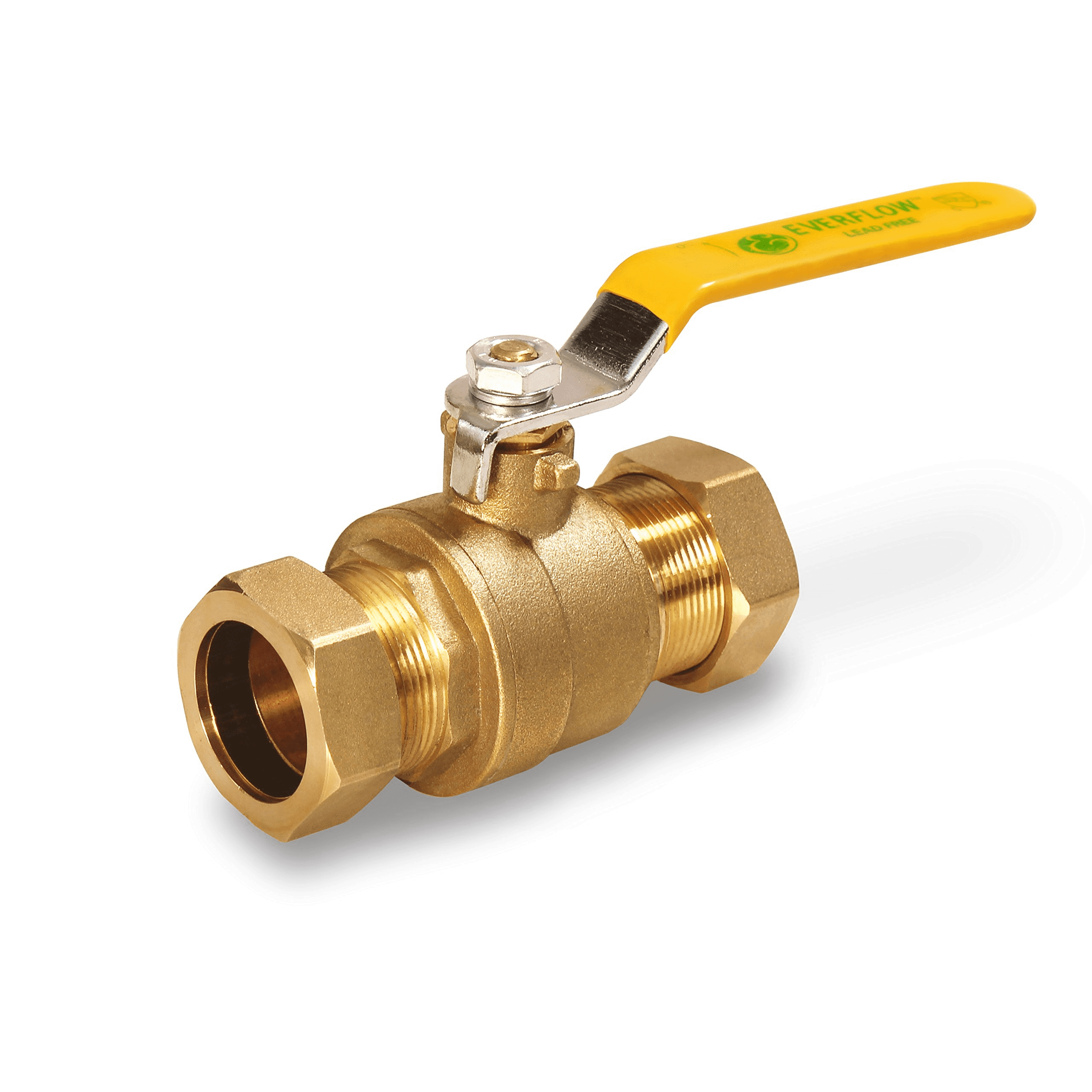 Everflow, Standard Port Ball Valve, 752CMP3