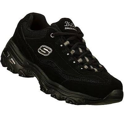 Tamaño Skechers 10 Mujer Para Shoes 0 Athletic Black Centennial D'lites OpOrxw0