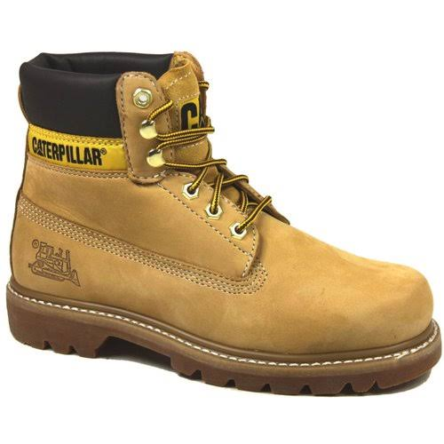 Nubuck Honey Caterpillar ColoradoNew Botas Caterpillar Honey Botas ColoradoNew 4RL3qc5Aj
