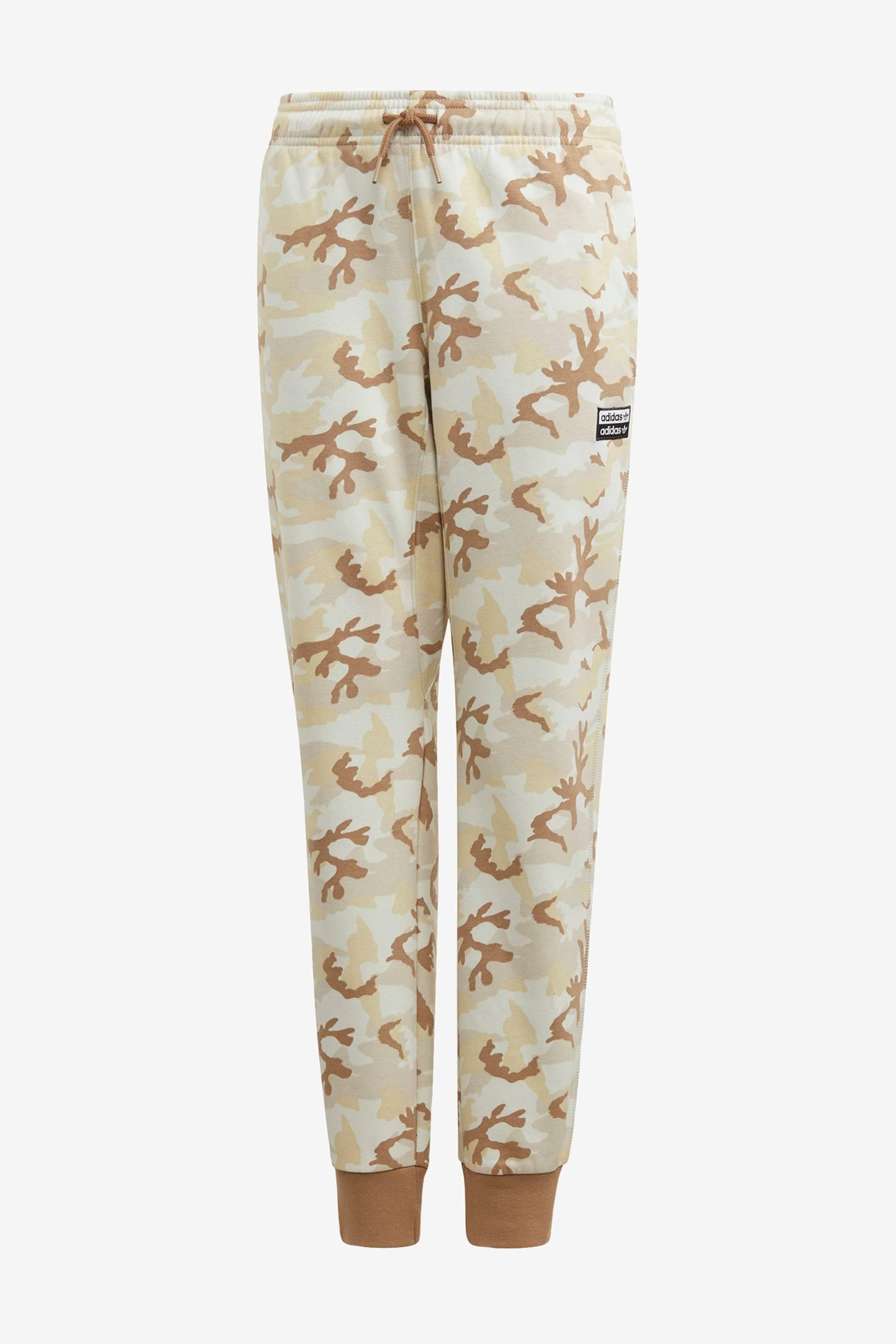 Adidas Originals R.Y.V. Camouflage Joggers - Multicolor