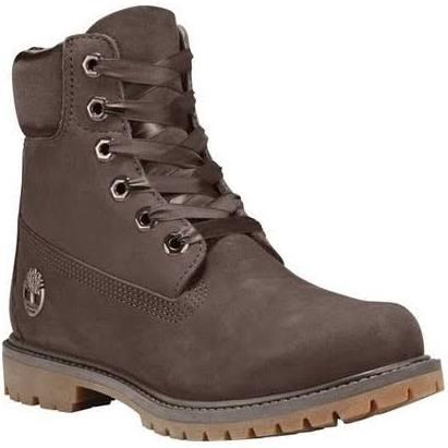 Timberland Boot Work Premium Brown Dark Waterproof 6inch 9 Brown Women's xan1wAxUB
